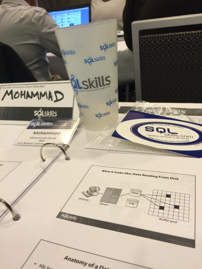 SQLSkills Event