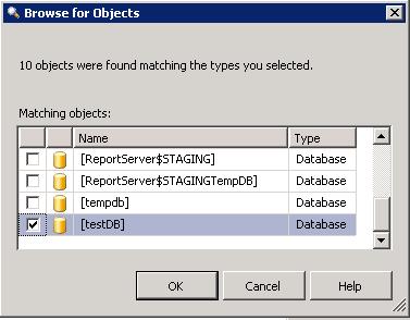 Create Database Audit 5