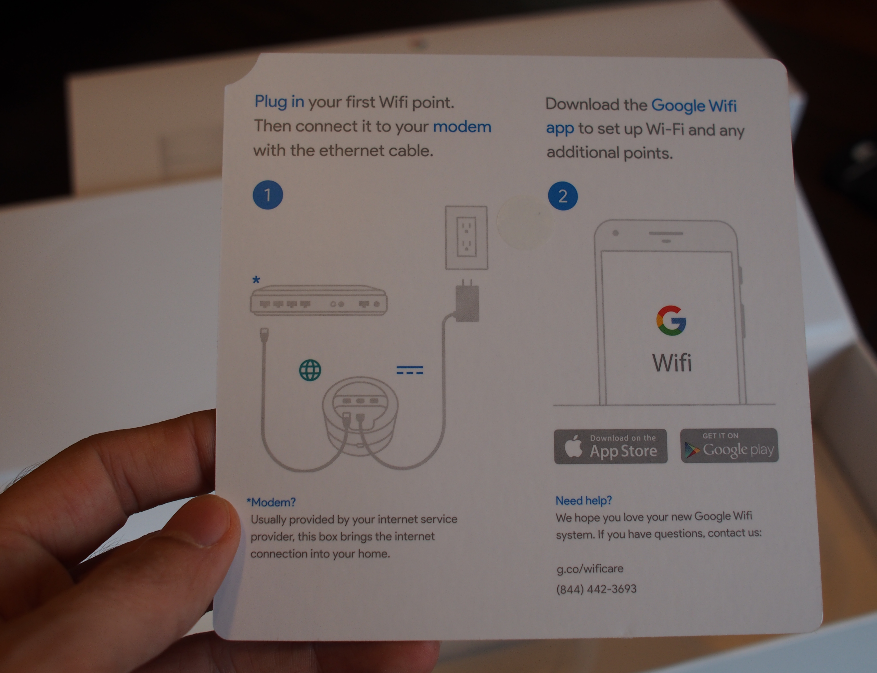 Google Wifi Review Mohammad Darab