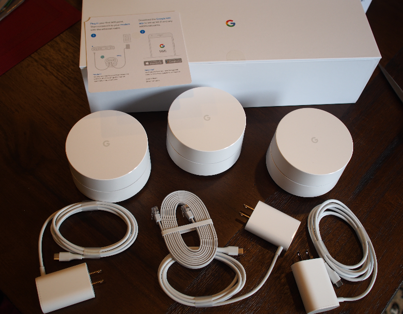 Google Wifi Review 5